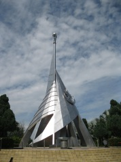 Inauguration statue Putrajaya