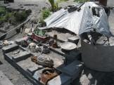 Merapi Destruction