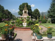 Kopan Monastery - 1000 Buddha Relic Stupa