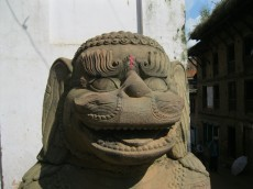 Guardian Lion Bhaktapur
