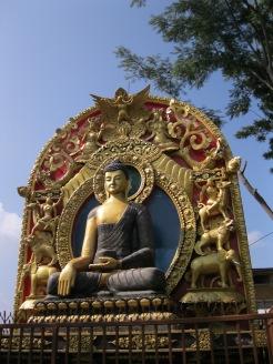Buddha Image - NamoBuddha Monastery