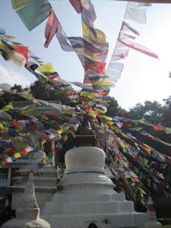NamoBuddha Stupa from a different angle