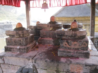 Shiva Lingams