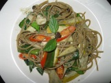 Green Curry Spaghetti
