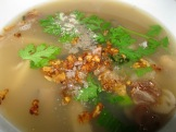 Khao Tom - Rice Soup